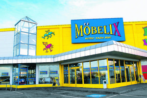 Möbelix Eröffnet Ab 2710 In Wien 15