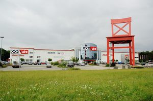 Xxxlutz Eröffnet Ab 29 Juni In Nordhorn Im Ehemaligen Möma