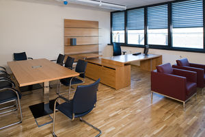 Großprojekte Pushen Inlandsumsatz Bei Svoboda Büromöbel