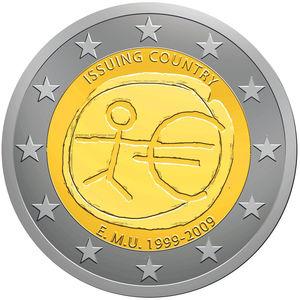 Per Mausklick Das Aussehen Der 2 Euro Münzen 2009 Mitbestimmen