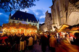 Weihnachtsmarkt Osnabrück.Lichterglanz Und Weihnachtszauber Historischer Weihnachtsmarkt
