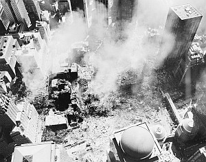 Ground Zero: Theorie hinterfragt offizielle Version (Foto: Library of Congress)