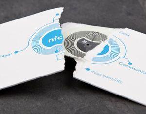 Zeit Für Nfc Visitenkarten Noch Nicht Reif