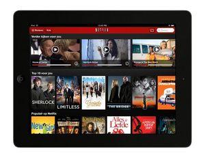 Netflix Hängt