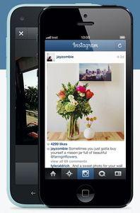 Foto-Dienst Instagram will mit Werbung Geld machen