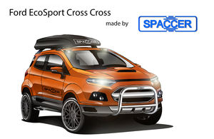 Ford SUV EcoSport (Copyright: SPACCER)