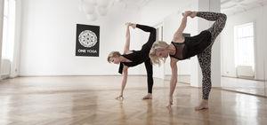 Neueröffnung One Yoga Mitten Im 7 Bezirk