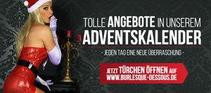 new style 9e429 db10f Täglich verführerische Angebote im Burlesque Dessous ...