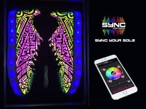 super popular 33d7b 91c76 Smartphone-App steuert Look von LED-Schuhen