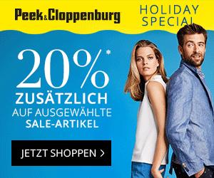 1c01aa1cc0c177 Neuer Online-Shop von Peek   Cloppenburg mit CashBack bei jedem Einkauf