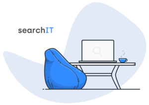 searchIT, Logo (Grafik: searchIT)