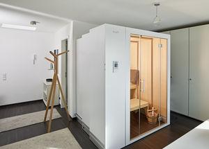 hotel und wellness feeling im eigenen haus. Black Bedroom Furniture Sets. Home Design Ideas