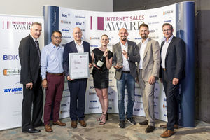 Koch Automobile holt sich den Internet Sales Award 2019 (Foto: S. Bausewein)