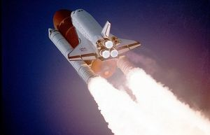 Space Shuttle (© Pixabay)