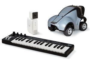 Keyboard and Co: jouets d'apprentissage KI pour les développeurs (photo: AWS)