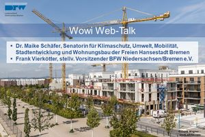 Wowi Welb-Talk (Copyright: INTERHOMES AG)