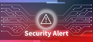 G DATA Security Alert (Copyright: G DATA)